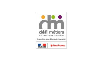 Logo Defi Metiers